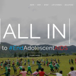 UNAIDS launch a platform for action against the adolescent AIDS epidemic