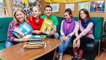Привлечение лидеров-волонтеров к профилактическим программам