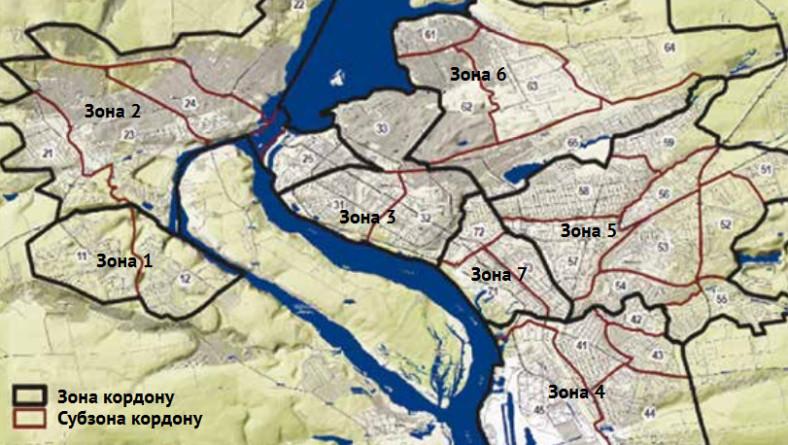Картування місць локалізації підлітків груп ризику