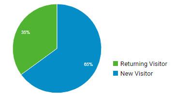 Рис. 2. Пользователи онлайн-платформы, %