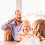 Сила отношений. Как построить позитивные взаимоотношения с ребёнком?
