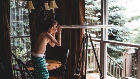 Мальчики-подростки на старте переходного возраста