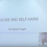 Терапевтическое обследование детей с самоповреждениями. Видеолекция доктора Дениса Угрина (Лондон, Великобритания)