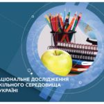 Національне дослідження шкільного середовища в Україні – 2019