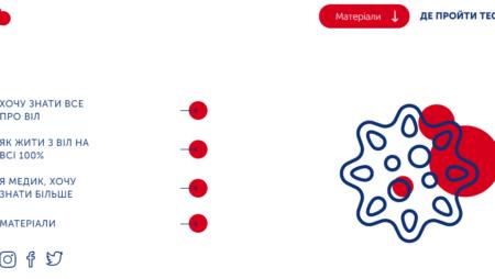 prozdorovia.in.ua — новый ресурс о ВИЧ для медиков и пациентов
