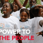 "Report by UNAIDS ""Power to the people"""