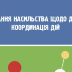 Буклет «Подолання насильства щодо дитини: координація дій»