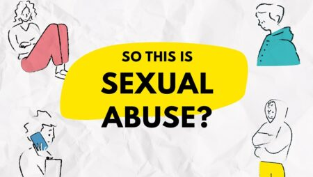 "Booklet ""So, this is sexual abuse?"""