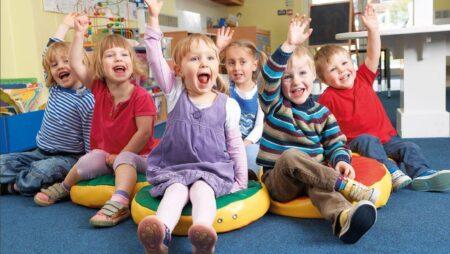 Середовище, що належить дітям. Порадник для педагогів закладів дошкільної освіти
