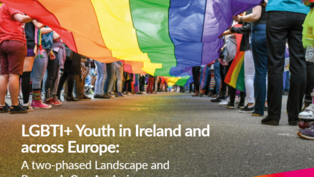 Minister O'Gorman launches 'LGBTI+ Youth in Ireland and across Europe: A two-phased Landscape and Research Gap Analysis'